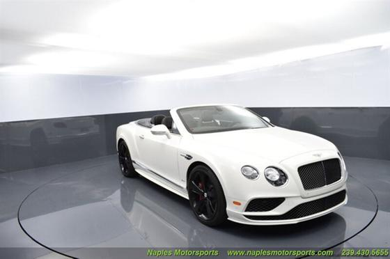 2016 Bentley Continental GTC Speed:10 car images available