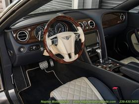 2016 Bentley Continental GTC Speed