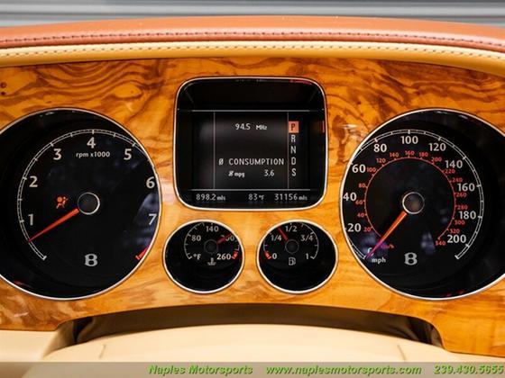 2011 Bentley Continental GTC Speed