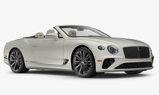2022 Bentley Continental GTC Speed:9 car images available