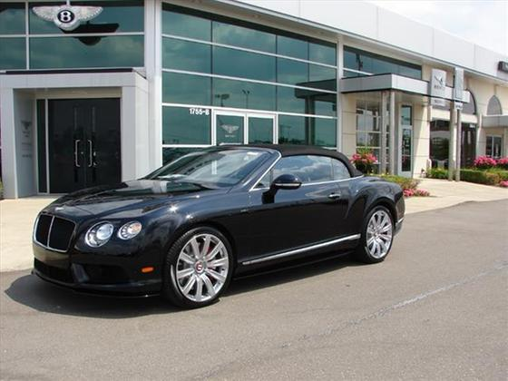 2014 Bentley Continental GTC V8 S:23 car images available