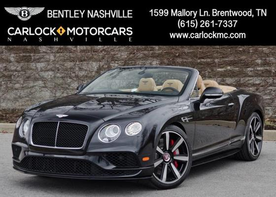 2017 Bentley Continental GTC V8 S:24 car images available