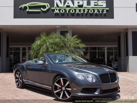 2014 Bentley Continental GTC V8 S:24 car images available