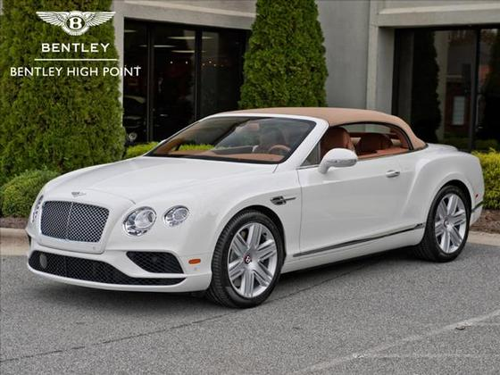 2016 Bentley Continental GTC V8:17 car images available