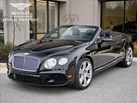 2017 Bentley Continental GTC V8:20 car images available