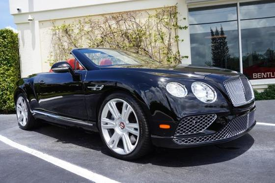 2016 Bentley Continental GTC V8:12 car images available