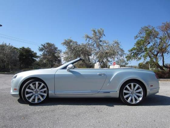 2013 Bentley Continental GTC V8:23 car images available