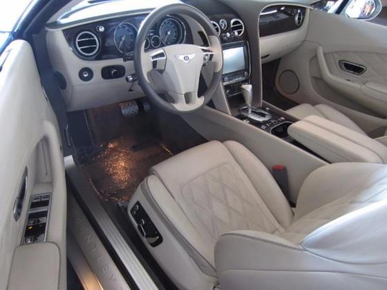 2013 Bentley Continental GTC V8