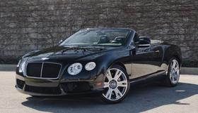 2014 Bentley Continental GTC V8:24 car images available