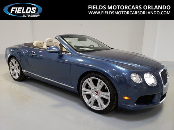 2015 Bentley Continental GTC V8:24 car images available