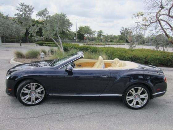 2014 Bentley Continental GTC V8:23 car images available