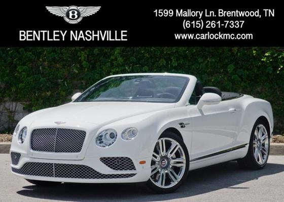 2017 Bentley Continental GTC V8:24 car images available