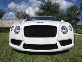2015 Bentley Continental GTC V8