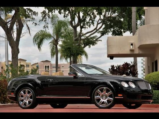 2007 Bentley Continental GTC:16 car images available