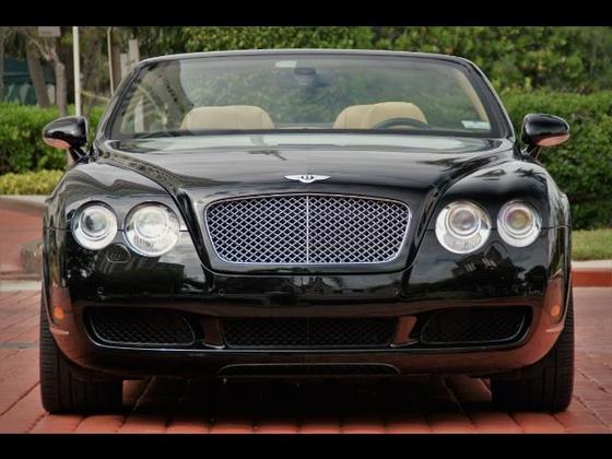 2007 Bentley Continental GTC