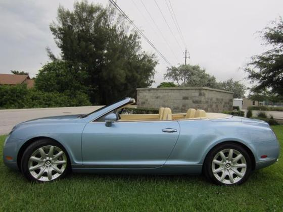 2008 Bentley Continental GTC:23 car images available