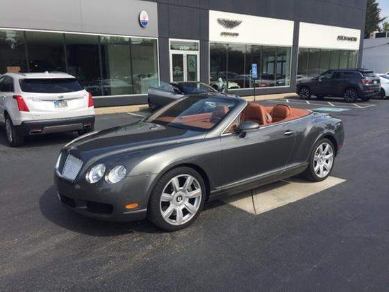 2008 Bentley Continental GTC:17 car images available