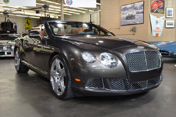 2013 Bentley Continental GTC:12 car images available