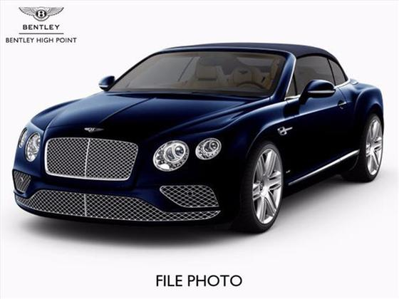 2018 Bentley Continental GTC:4 car images available