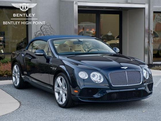 2018 Bentley Continental GTC:22 car images available