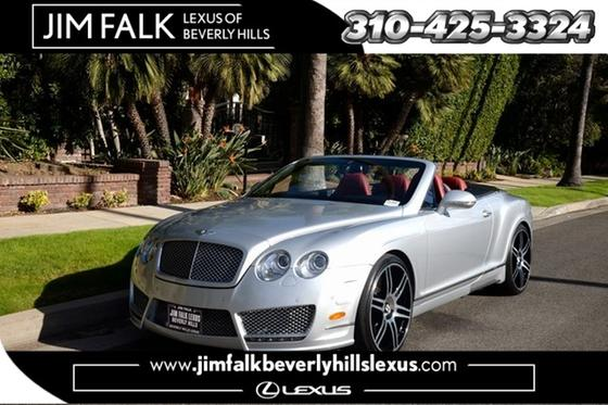 2010 Bentley Continental GTC:24 car images available