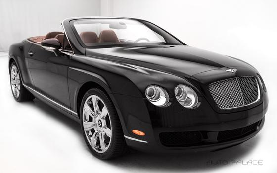 2008 Bentley Continental GTC:24 car images available