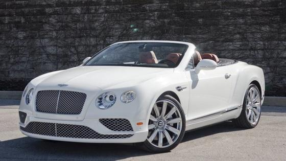 2018 Bentley Continental GTC:24 car images available