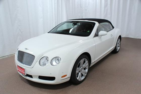 2008 Bentley Continental GTC:19 car images available