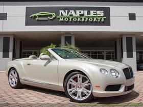 2013 Bentley Continental GTC:24 car images available