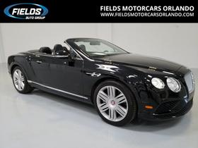 2016 Bentley Continental GTC:24 car images available