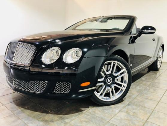 2011 Bentley Continental GTC:24 car images available