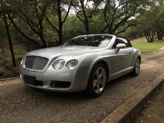 2007 Bentley Continental GTC:12 car images available