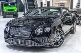 2016 Bentley Continental GTC