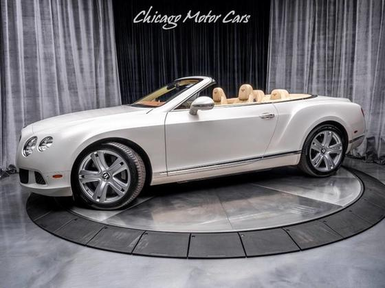 2012 Bentley Continental GTC:24 car images available