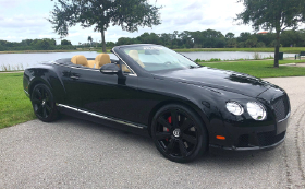 2013 Bentley Continental GTC:6 car images available