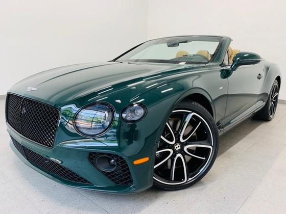 2020 Bentley Continental GTC:24 car images available