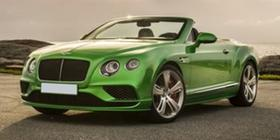 2016 Bentley Continental GTC : Car has generic photo