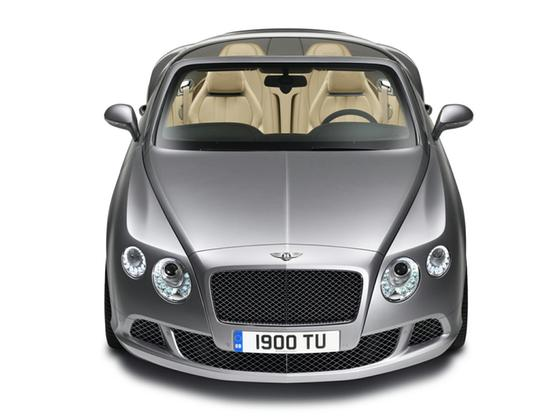2014 Bentley Continental GTC : Car has generic photo