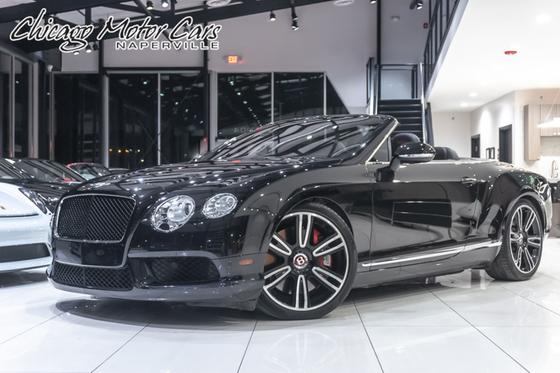 2014 Bentley Continental GTC:24 car images available