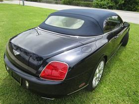 2009 Bentley Continental GTC