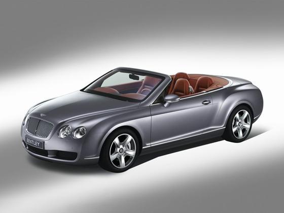 2008 Bentley Continental GTC : Car has generic photo