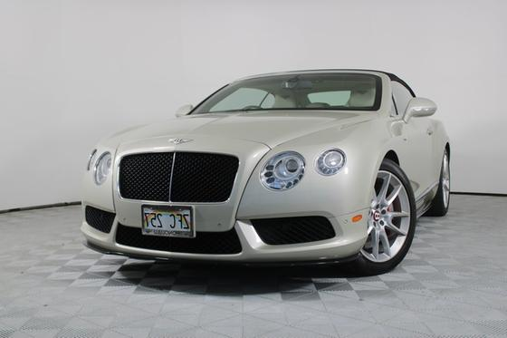2014 Bentley Continental GTC:12 car images available