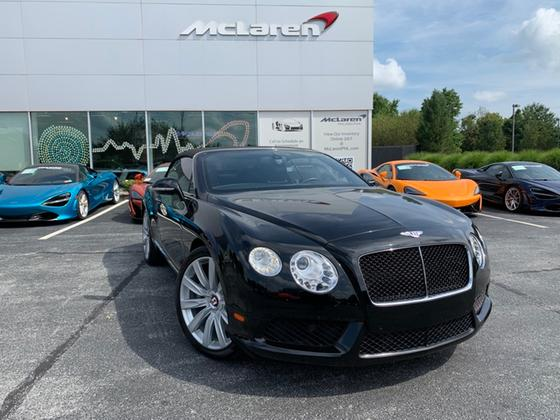 2013 Bentley Continental GTC:9 car images available