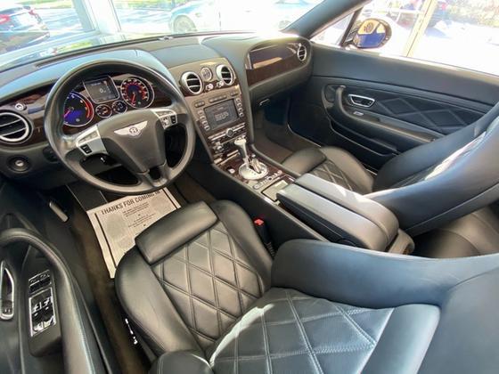 2010 Bentley Continental GTC
