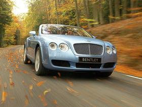 2007 Bentley Continental GTC : Car has generic photo