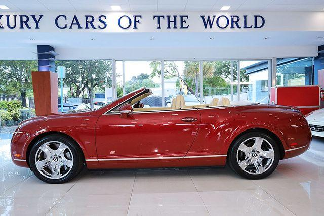 2007 Bentley Continental GTC:24 car images available