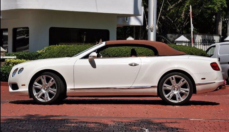 2013 Bentley Continental GTC:2 car images available