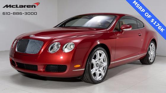 2005 Bentley Continental Mulliner:24 car images available