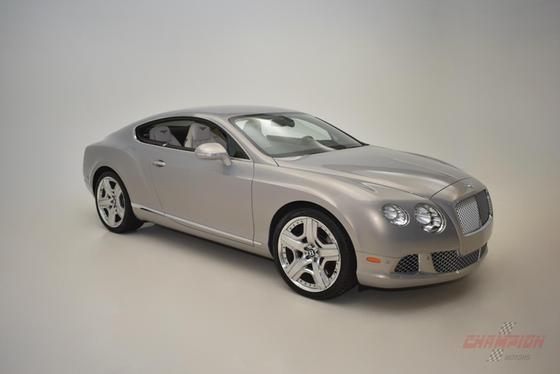 2012 Bentley Continental Mulliner:24 car images available