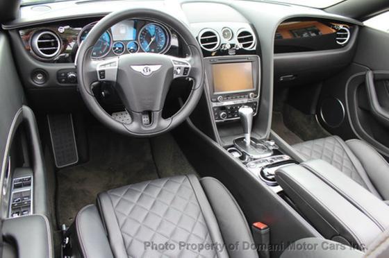 2017 Bentley Continental Mulliner